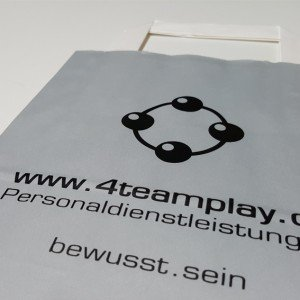 Papiertasche 4teamplay