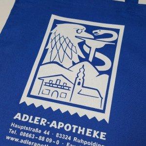 Tasche Adler Apotheke