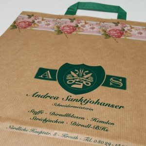 Papiertragetasche Andrea Sanktjonhauser