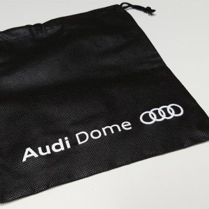 Stoffbeutel Audi Dome