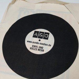 Baumwollbeutel A&O Records