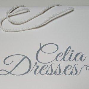 Papiertasche Celia Dresses