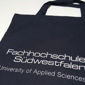 Baumwollbeutel Fachhochschule Südwestfalen