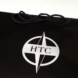 Papiertasche HTC