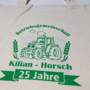 Baumwolltasche Kilian Horsch