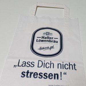 Papiertasche Löwenbräu