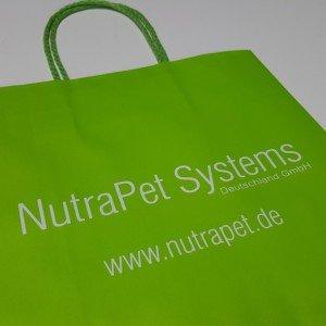 Papiertasche NutraPet Systems