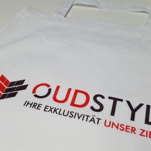 Stofftasche POUDSTYLE