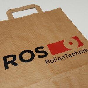 Papiertüte ROS RollenTechnik