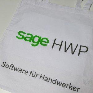 Stofftasche Sage HWP
