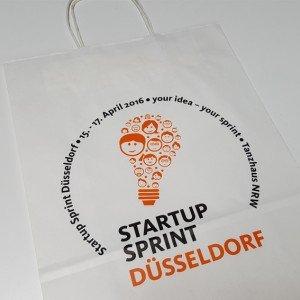 Papiertasche Startup Düsseldorf
