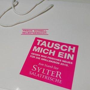Papiertasche Sylter