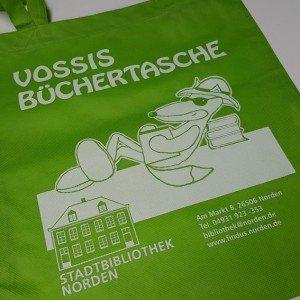 PP Tasche Vossis Büchertasche