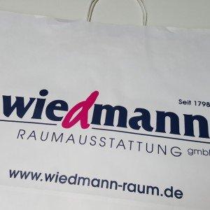 Papiertasche Wiedmann