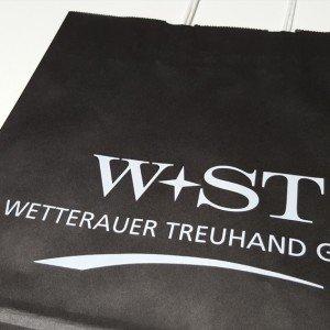 Papiertasche WST