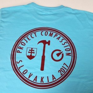 T-Shirt youth compass