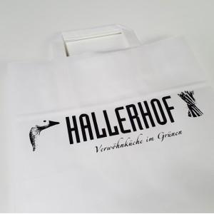 Papiertasche Hallerhof