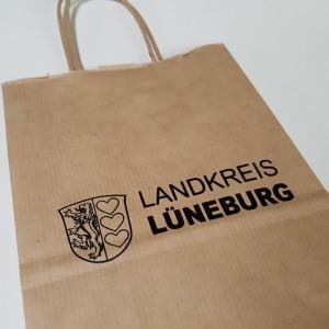 Papiertasche Lankreis Lüneburg